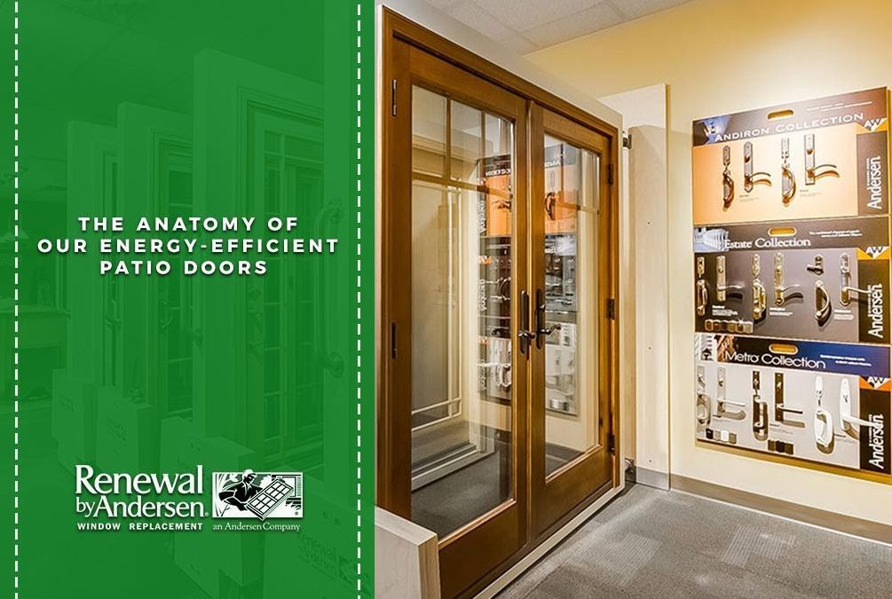 The Anatomy of Our Energy-Efficient Patio Doors