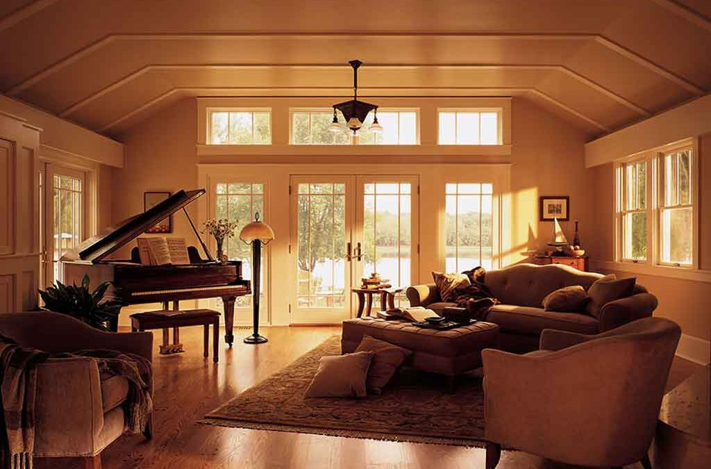 Functional and Aesthetic Benefits of Our Patio Door Options