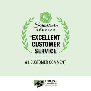 Excellent Customer service is the number 1 customer comment